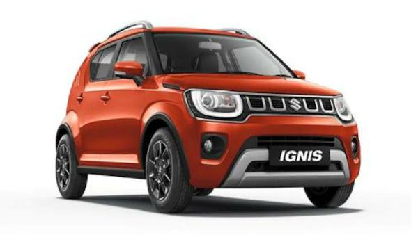 Maruti Suzuki Ignis 2020