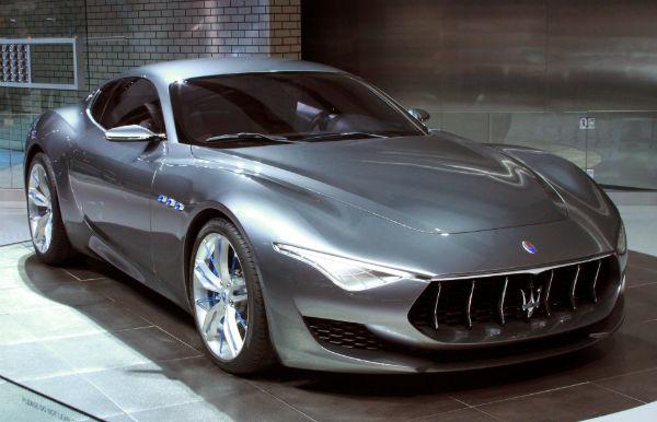 Maserati 2020 Alfieri