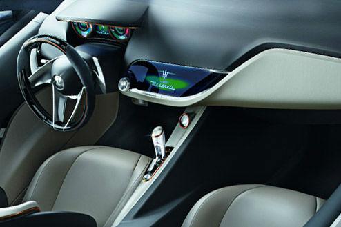 Maserati Alfieri 2020 Interior
