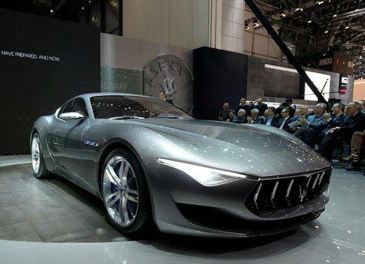 Maserati Alfieri 2020 Prezzo