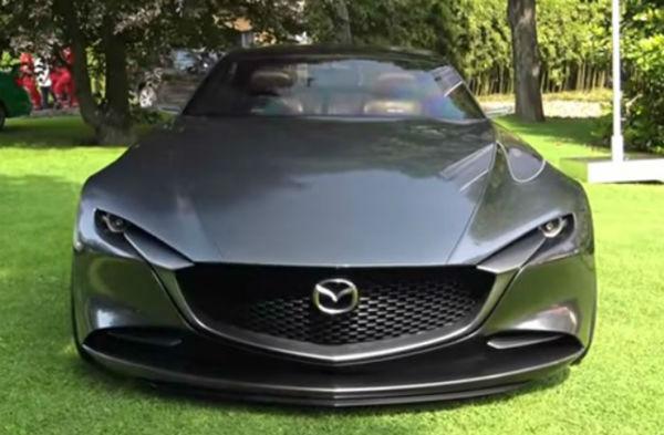 Mazda RX9 2020 Concept