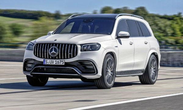 Mercedes-Benz GLS 2020 South Africa