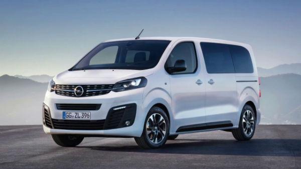 Opel 2020 Zafira