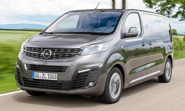 Opel Zafira 2020 Preis