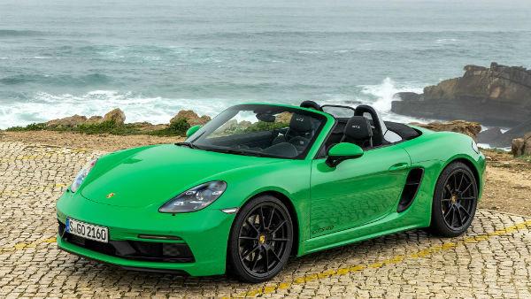 Porsche Boxster 2020 GTS