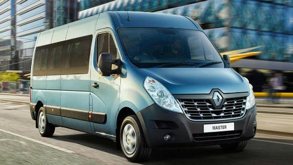 Renault Master 2020 Bus