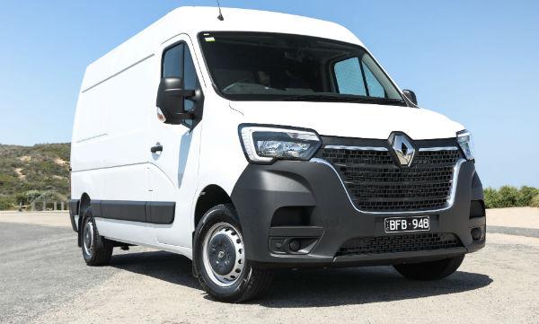 Renault Master 2020 Van