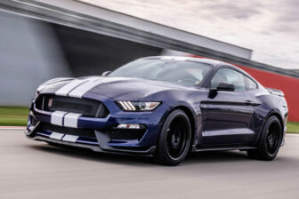 Shelby GT350 Ford Mustang GT 2020