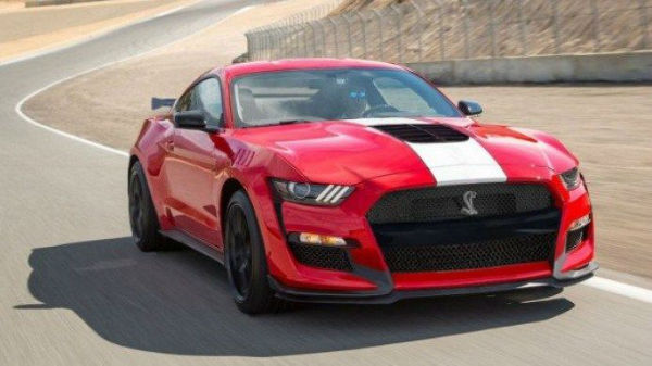 Shelby GT350 GT500 Ford Mustang 2020