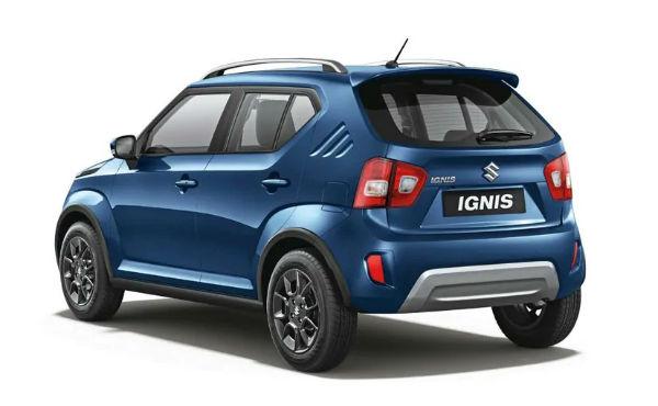 Suzuki Ignis 2020 Back