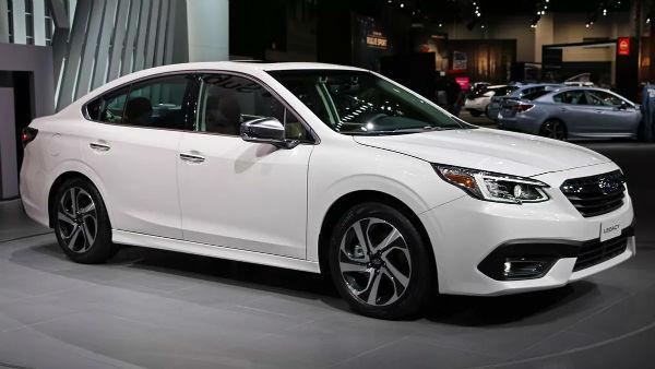 2020 Subaru Legacy XT Touring