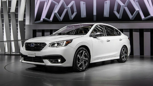 2020 Subaru Legacy XT