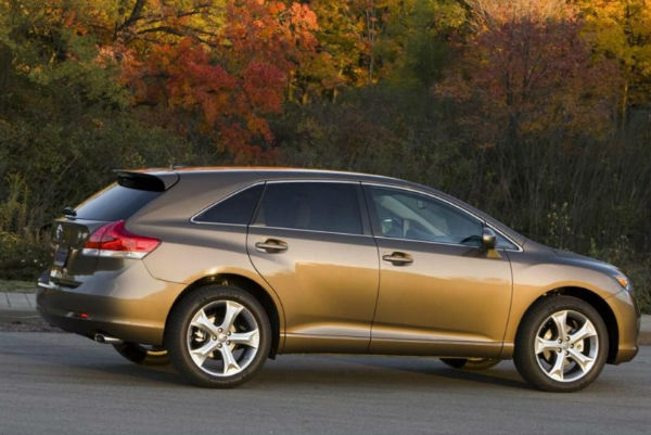 2020 Toyota Venza Limited