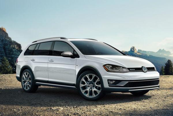 2020 Volkswagen Golf Sportwagen