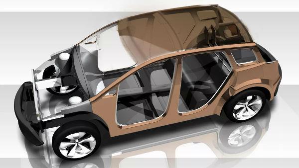 Toyota Venza 2020 Inside