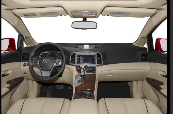 Toyota venza 2020 Interior