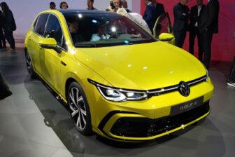 Volkswagen Golf 2020 UK