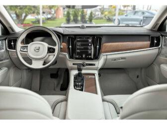 Volvo S90 2020 Interior