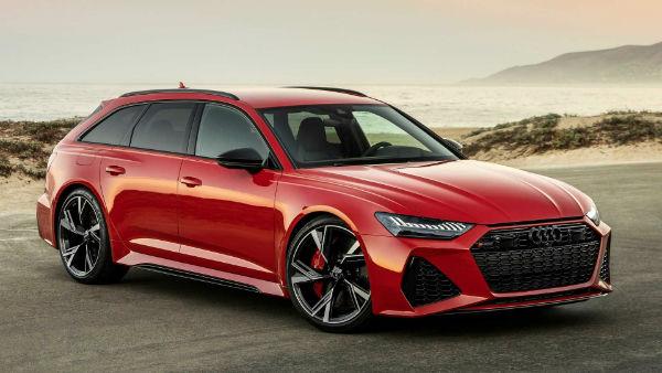 2021 Audi RS6 Avant Wagon