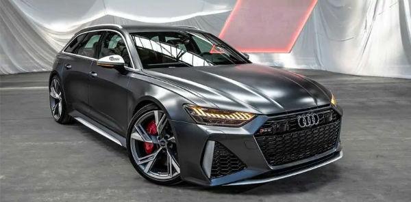 2021 Audi RS6 Sedan
