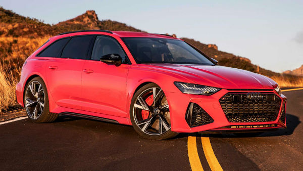 2021 Audi RS6 Wagon