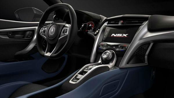 Acura NSX 2021 Interior