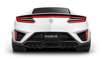 Honda Acura NSX 2021