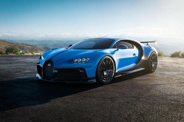 Bugatti Veyron 2020 Super Sport