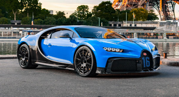 Bugatti Veyron 2021 Model
