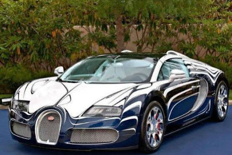 Bugatti Veyron 2021