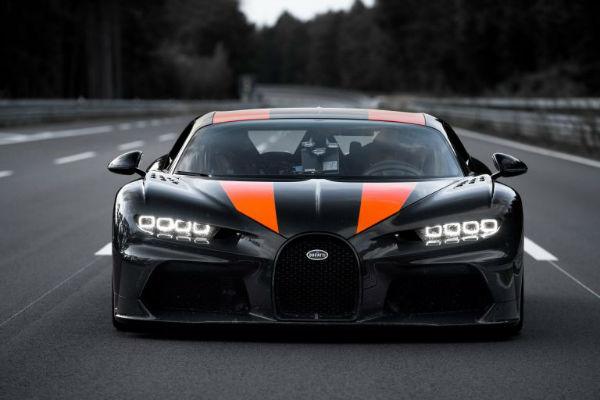 Bugatti Veyron Super Sport 2021