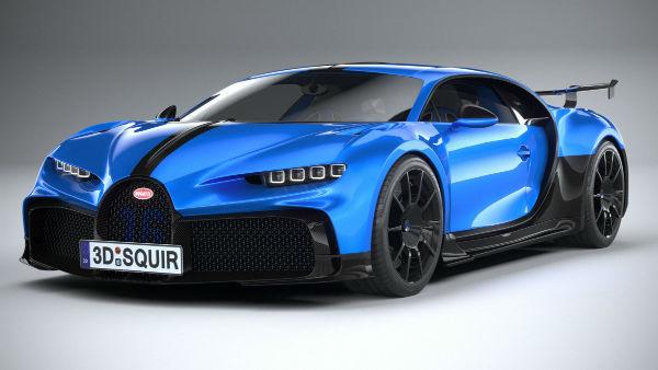 Veyron 2021 Bugatti