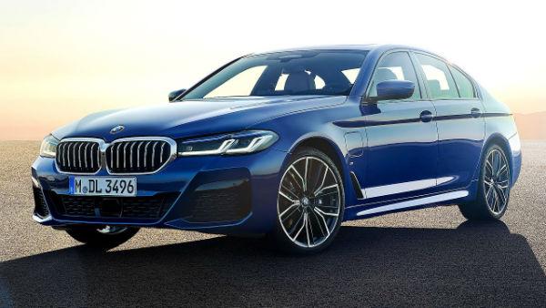 2021 BMW 5 Series Bluestone Metallic