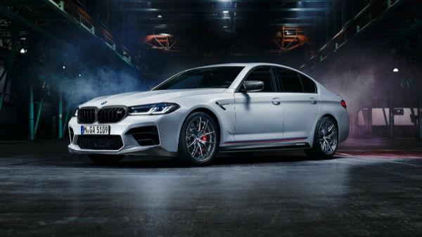 2021 BMW 5 Series M Sport