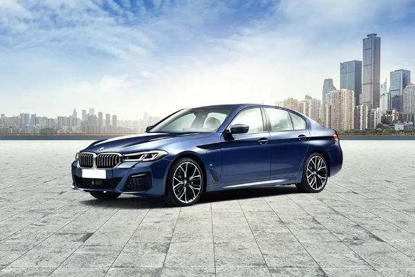 BMW 5 Series 2021 India