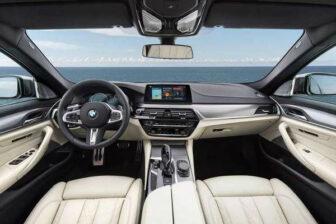 BMW 5 Series 2021 Interior