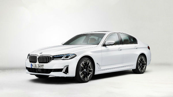 BMW 5 Series 2021 Luxury Line